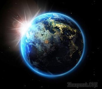45 потрясающих фактов о планете Земля