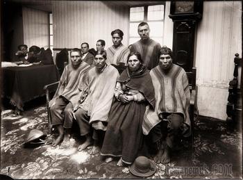 Первопроходец перуанской фотографии – индеец Мартин Чамби