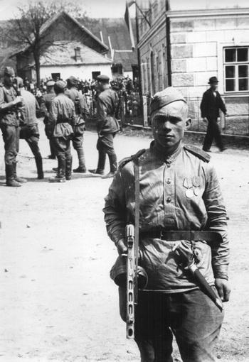 Военные трофеи СССР и союзников