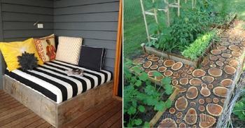 16 годных проектов для дачи, которые помогут украсить двор