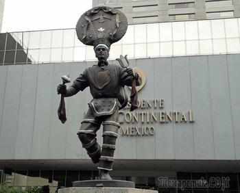 Прогулки по Мехико. Национальный музей антропологии. Ацтеки Часть 3