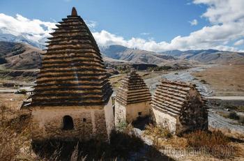 «Город мертвых»: какие тайны скрывает мистическое место Северной Осетии