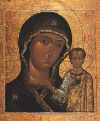 7 чудес, которые явила Казанская икона Богоматери