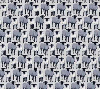 На изображении спрятался волк в овечьей шкуре — найдите и посчитайте сколько их