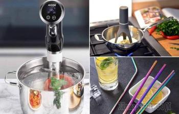 14 гаджетов для кухни, которые превратят готовку в увлекательное занятие