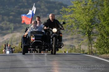 «Неадекватная реакция»: Киев выразил протест из-за визита Путина в Крым