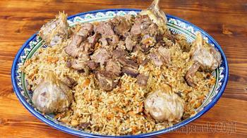 Рецепт Настоящего Узбекского ПЛОВА
