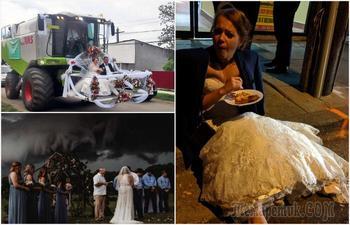 17 фееричных свадебных фотографий, которые точно попадут в семейный альбом