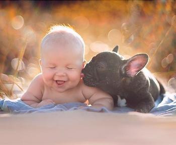 Маленькие крохи, которые родились в один день
