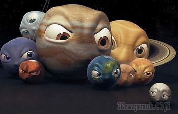 15 любопытных фактов о Плутоне, которые заинтересуют не только любителей астрономии