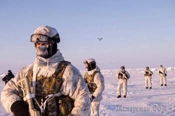 Арктика не для американцев. Замерзнут и не только поэтому