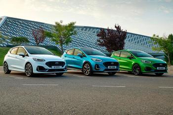 Свежая Ford Fiesta, которой нам так не хватает в России...