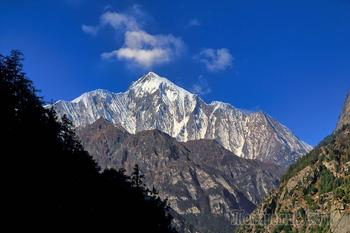 Непал. Гималаи. Трек вокруг Аннапурны - Взгляд через Luminar