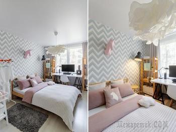 Минчане круто преобразили квартиру за МКАД, чтобы сдавать ее в аренду
