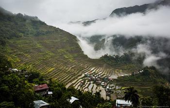 Рисовые террасы Банауэ в фотографиях