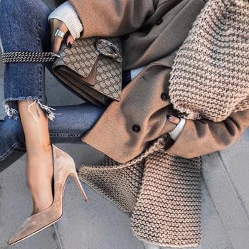 20 стильных вариаций фасонов короткого пальто для настоящих модниц