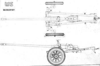 Невостребованная легкость и простота. Опытная легкая противотанковая пушка ЛПП-25. СССР