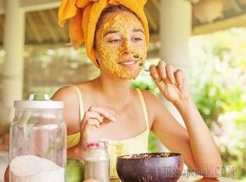 Домашний скраб для лица — 10+ рецептов для всех типов кожи