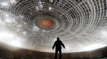 5 Заброшенных мегапроектов СССР которые поражают воображение