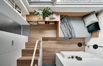 Квартира 17 кв.м. в Тайбэе. Маленькая, но красивая