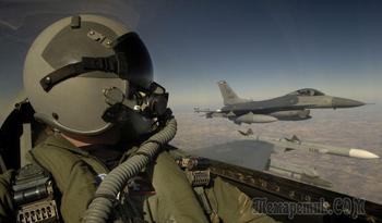 Пилоты США раскрывают свои засекреченные встречи с НЛО через 50 лет