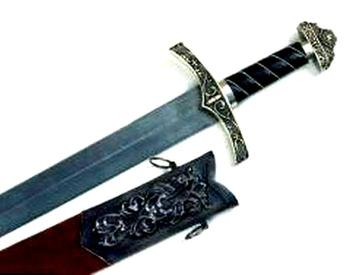 Символ доблести и мужества: каким был меч славянских воинов
