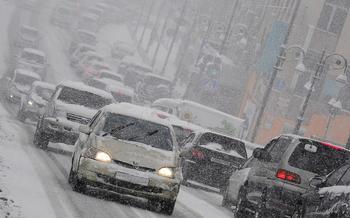 Как ездить в снегопад: 11 приемов