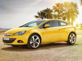 Странно, но надёжно: ремонт и обслуживание Opel Astra J GTC