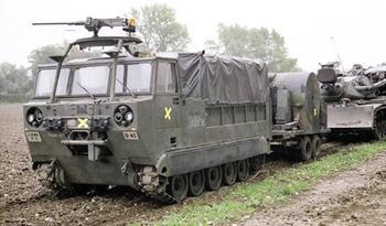 Система дистанционного минирования M128 GEMSS (США)
