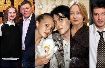 Актёрские пары, которые родили детей, но так и не дошли до ЗАГСа
