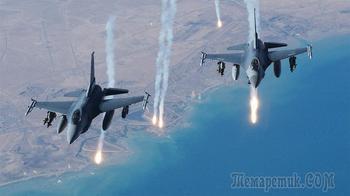 Коалиция во главе с США нанесла авиаудары по домам мирных жителей в Сирии
