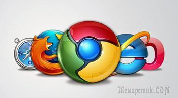 Как ускорить работу браузеров