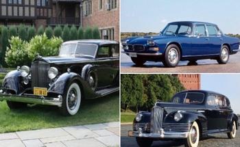 5 элитных автомобилей, на которых ездили советские вожди