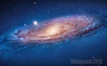 10 фактов о нашей ближайшей соседке галактике Андромеды