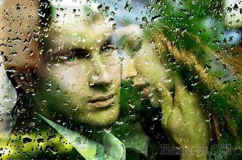 Холодный дождь на сердце льёт...