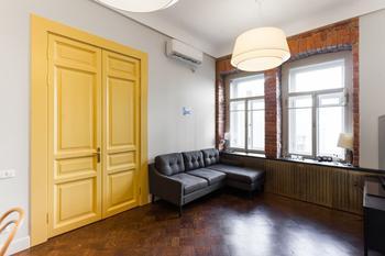 Квартира с секретным баром на Сретенке