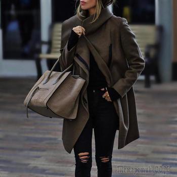 Модные луки осень-зима 2020-2021: эффектные образы на любой случай жизни
