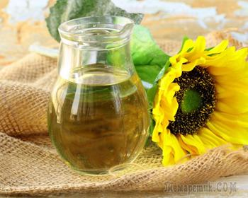 19 удивительных лайфхаков с подсолнечным маслом