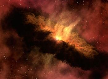 Факты о зарождении Солнечной системы