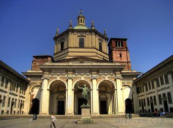 Путешествие в Милан и на озеро КОМО. Италия до СOVID-19. Прогулка по Милану,часть 2