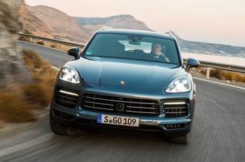 Возвращение короны: тест Porsche Cayenne