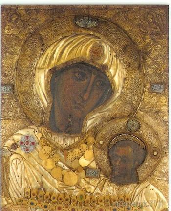 Чудотворная Иверская икона Божией Матери. Значение в истории одноименного монастыря и России