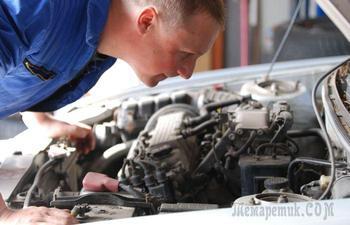 9 тревожных признаков, которые укажут на скорую поломку мотора