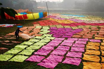 Путешествие в Бангладеш