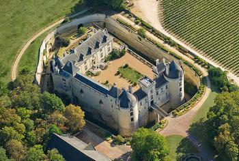 В чём секрет крепости, которую никому и никогда не удавалось покорить: Древний и гордый Шато де Брезе