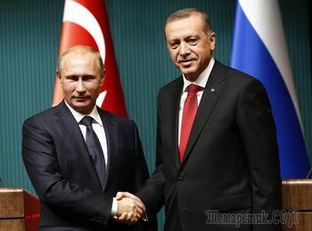 Путин на саммите в Турции: что будет с Сирией