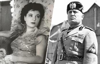 Можно ли до самозабвения любить диктатора: Бенито Муссолини и Клариче Петаччи