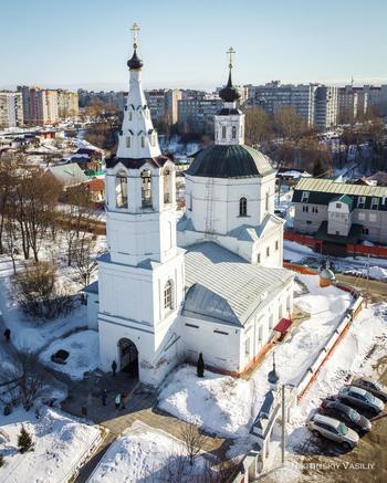 Владимир. Над Красным селом
