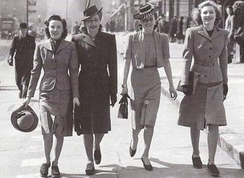 Советская модная «оттепель» 1950-х