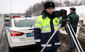 ГИБДД назвала сроки введения штрафов за превышение скорости на 10 км/ч